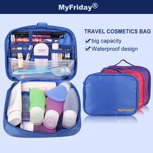 China supplier colorful custom logo waterproof travel storage bag with zipper