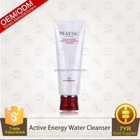 Jasmine water make-up anti-wrinkle facial cleanser /Active energy water Cleanser