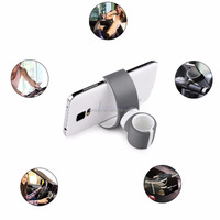 Multifunctional Phone Car Mount Bike Bicycle Handlebar Annular Carrier Universal Lazy All in One Bracket For Samsung note 5