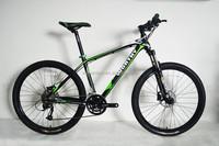 Low price light weight suspension fork 26 aluminum mountain bike