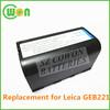 Battery for Leica Battery GEB221 7.4V 5200mAh battery pack for Leica total station