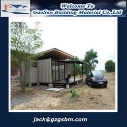 low cost container office
