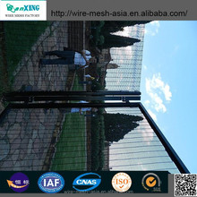 anping low price baseball court fence net cage