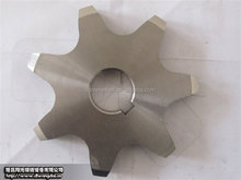 Stainless steel roller chain convey roller sprockets