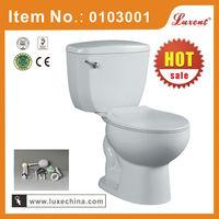 Siphonic Ceramic Bathroom types of water closet