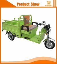 charging type enclosed cargo pedal trike for sale tyre