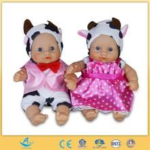 Plástico cabezas de muñecas muñeca muñeca linda para el bebé precio barato