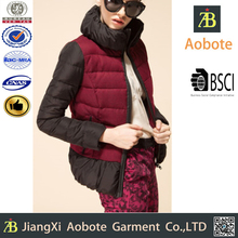 New Design Ladies Top Winter Jacket Plus Size Women Clothing From China