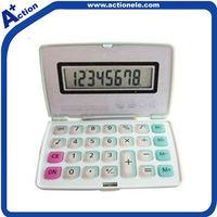 Cute 8 Digit Pocket Notebook Calculator