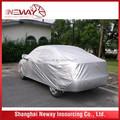 Silber polyester autoabdeckung/Auto schützenden unterschlupf super qualität