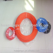 High tension electrical ignition wire silicone