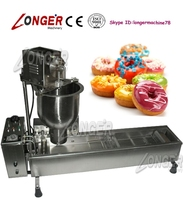 Commercial Electric Donut Making Machine|Doughnut Maker and Fryer Machine
