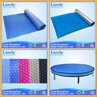 bubble plastic automatic swimming pool cover, waterproof cover