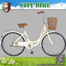 2015 graceful city bicycle for lady