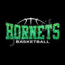 Hornets Custom Iron On Letters Basketball Wholesales