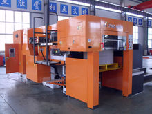 XMQ-1050x740 automatic die cutting with hot foil stamping machine