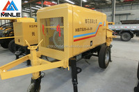 2014 sales well fine stone concrete pump/CE/Electric /Motor( Gemany Technology)