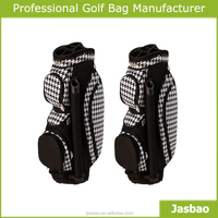Fashion Japan Golf Bags With Swallow Gird Fabric