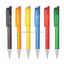 Unique Design gift printed twist mechanism promotional pen from china factory