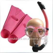 Scuba and free diving gear