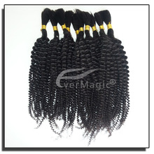 Hair Light as air moves while you move popular style cheap price kinky curl hair bundle