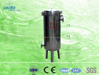 Domestic water treatment precision filter water purifier system