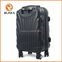 4 wheels ABS hard travel case, best globetrotter luggage suitcases