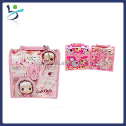 Princess box treasure gift box candy container with handle sweets and candy toy