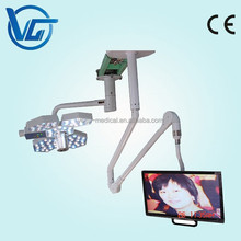 LED shadowless operating lamps, video camera system available!