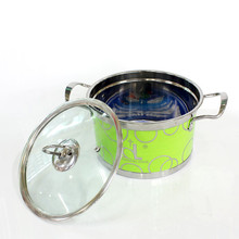 unique ceramic kitchenware porcelain enamel cookware