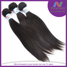 Grade 8A best quality virgin straight Cheveux humains indiens