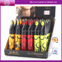2015 new makeup mascara 3d green tea fiber lashes mascara