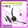 XU 580 Durable usb lync qd phone headset