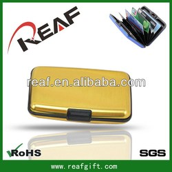 Super quality hot selling brief long natural card wallet