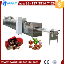 TKC500 CHEAP PRICE CHOCOLATE MAKING EQUIPMENT LINE