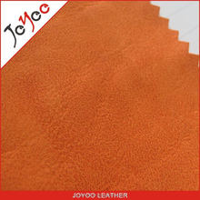 100% pu leather for shoes semi pu synthetic leather