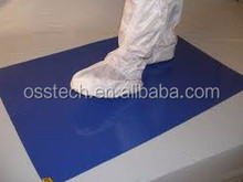 Pharmaceutical Private Label Disposable Cleanroom Sticky Mat