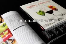 Promotional Custom Classical Advertising Brochure Samples