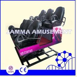2013 hot sale 5d cinema with CE