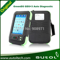 This is OEMScan GreenDS GDS+3 not hyundai GDS VCI But Universal Diagnostic tool Cover More than 45 Kinds of Cars and Benz trucks