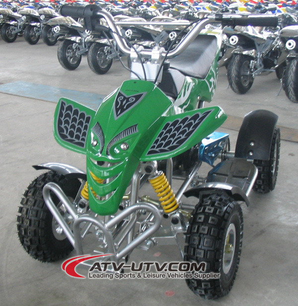 High quality four wheelers gas powered 49cc mini atv for for Motorized 4 wheeler for toddlers