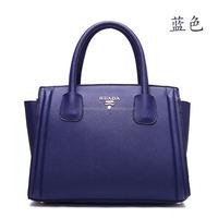 purple, violet handbagnon woven shopping bag Bohemia style