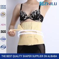 Belly Waist Trimmer Cincher Unisex waist Trainer Belt Fitness Body Shaper Belt Postpartum Support Girdle for Women