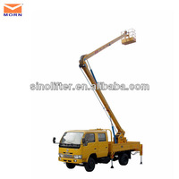 articulating hydraulic personnel lift
