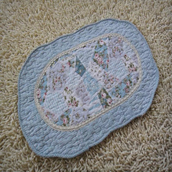 China housewares home unique entrance anti slip bulk cotton floor mats
