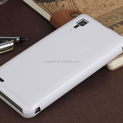 Flip genuine leather case for Lenovo P780 wholesale new arrive
