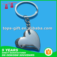 customized Zinc Alloy Metal Keychain for promotions