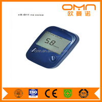 Hot sale 2015 cheapest glucose cholesterol and uric acid meter