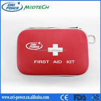 2014 New Product CE FDA approved EVA wholesale oem promotional wilderness first aid kit