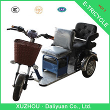 3 wheel electric bicycle 3 wheel motorcycle with roof for garbage